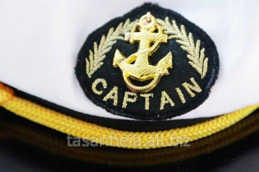 """Купить Фурнитура для одежды с логотипом """"CAPTAIN """""""