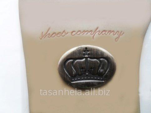 """Фурнитура для обуви  с логотипом """"КОРОНА"""""""