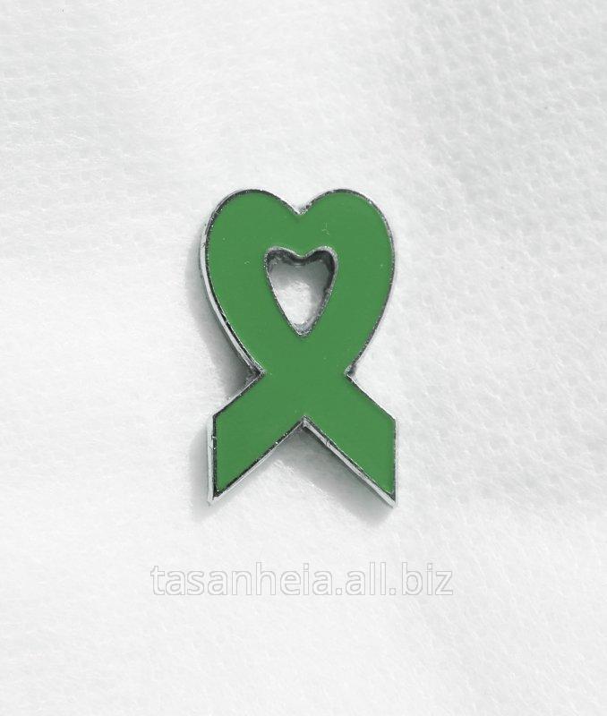 Купить Значок- символ солидарности в борьбе с ВИЧ