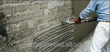 Купить Штукатурка цементная