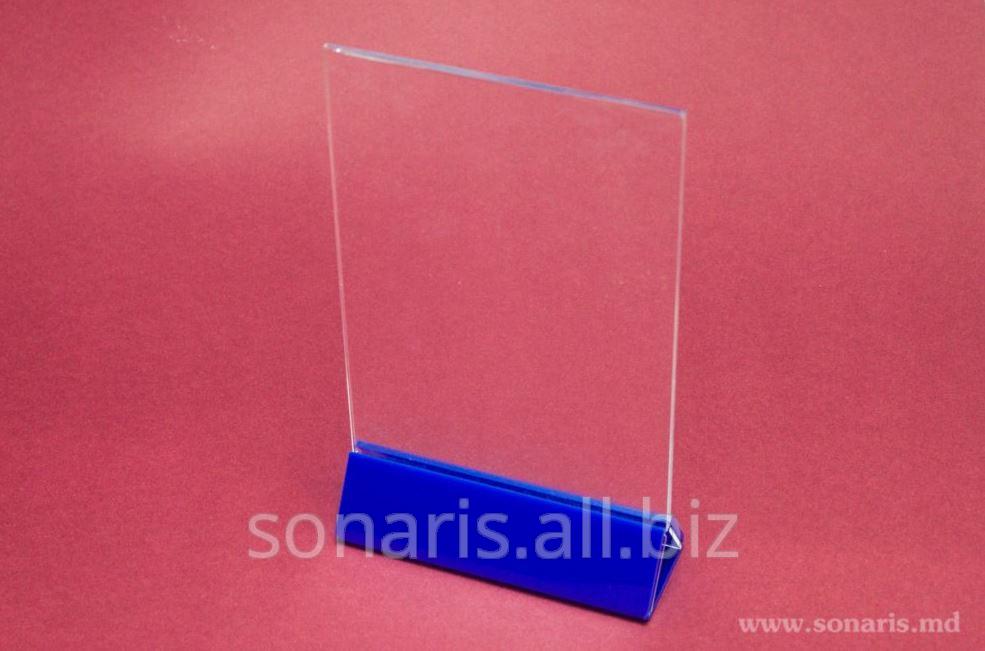 POS материалы пластиковые/Pos materiale publicitare
