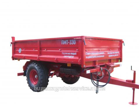 Полуприцеп малогабаритный тракторный ПМТ-330