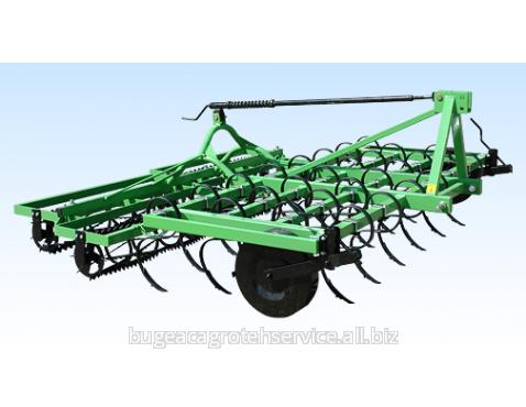 Купить Агрегат комбинированный почвообрабатывающий навесной двухрядный U724/1 / U724/3