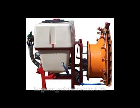 Купить Опрыскиватель навесной вентиляторный в базовой комплектации Зубр НВ