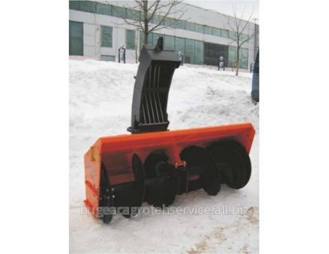 Снегоочиститель тракторный шнеко-роторный