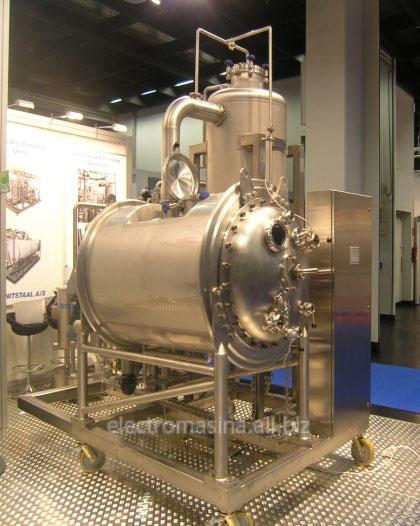 Оборудование для варки смешивания, варки, выпаривания, охлаждения Varo HPT 500S-Basic