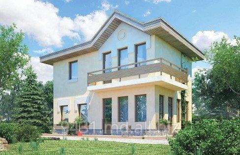 Купить Proiect de casa cu etaj