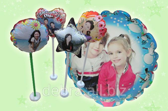 Купить Воздушный шарик с фотографией