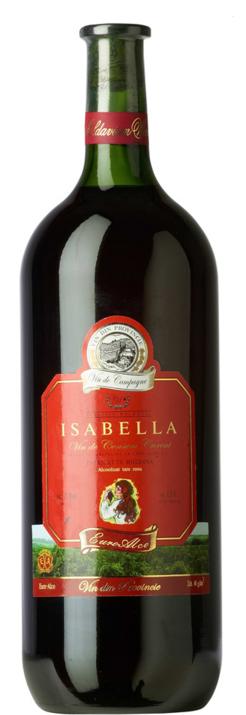 Купить Вино красное Vin de Provincie Isabella (1.5 л)