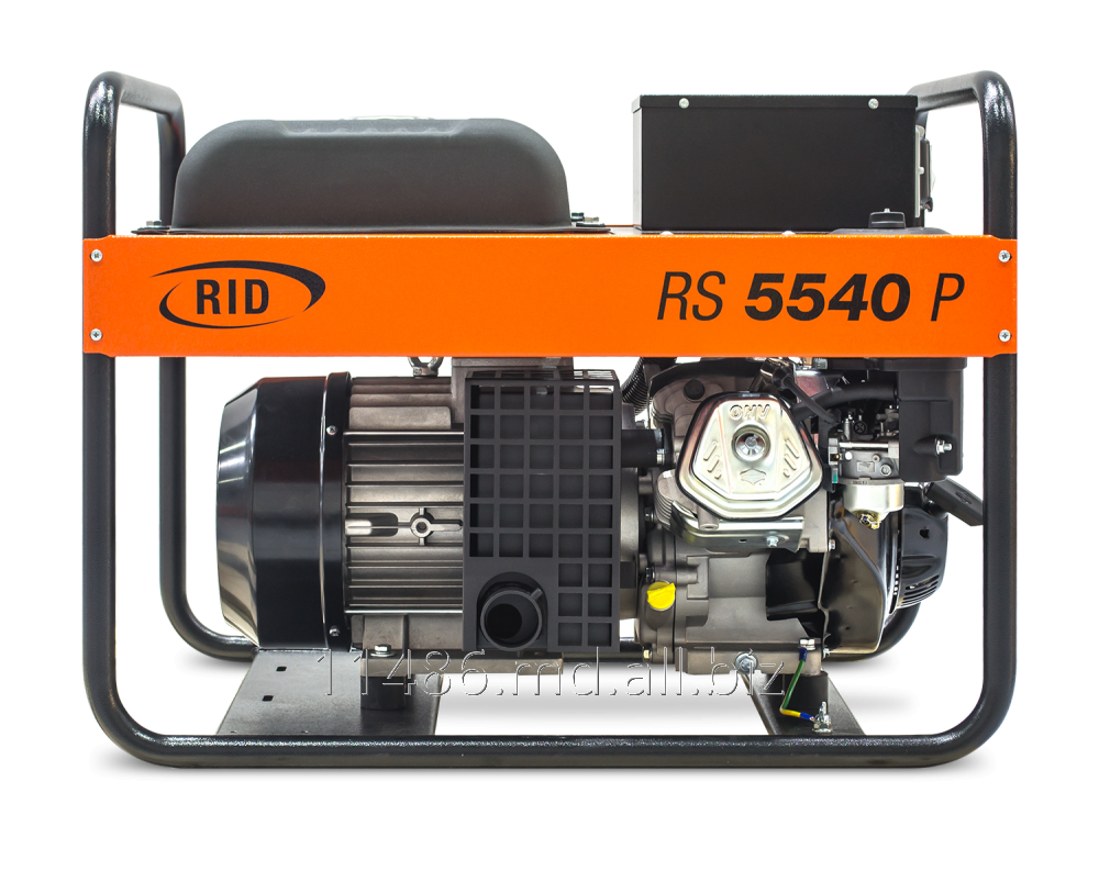 Buy Power plant with the asynchronous RID RS 5540 PA generator (Germany)