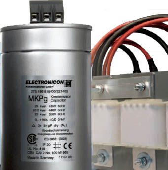 Купить Автоматизированные системы компенсации реактивной мощности напряжением 0,4 кВ