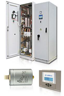 Instalatie de compensare a factorului putere de la Electro Service Grup