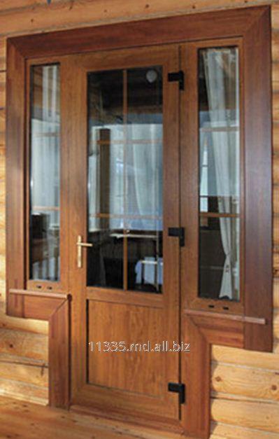 Окна двери откосы из пвх тирасполь пмр фасадное остекление п.