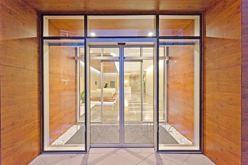 Купить GEZE - Раздвижные дверные системы