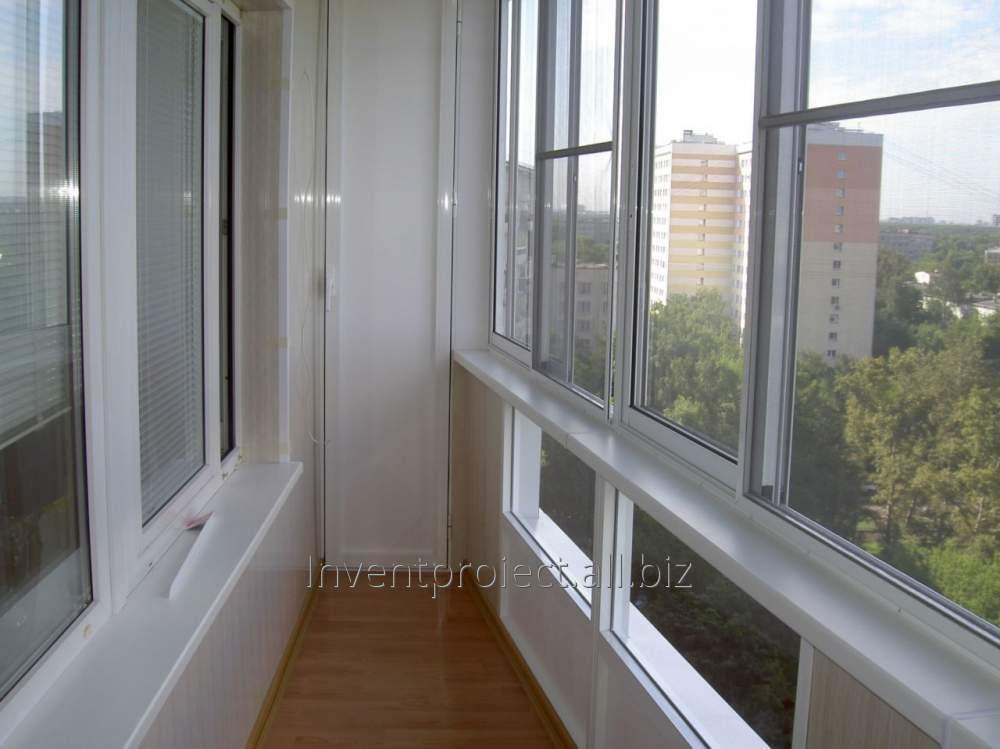 Купить Окна для балконов IGeam