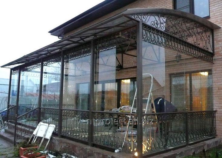 Купить Окна для веранды IGeam