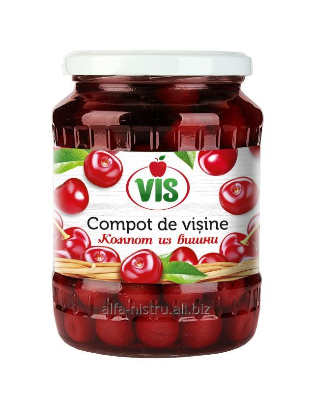 Buy State standard specification 816 cherry compote