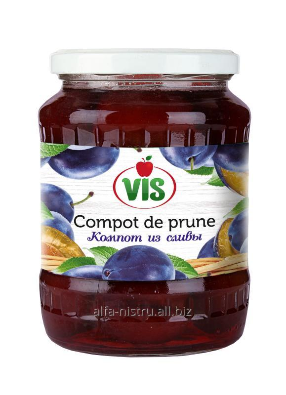Buy Compote from plum of traffic police, GOST 816