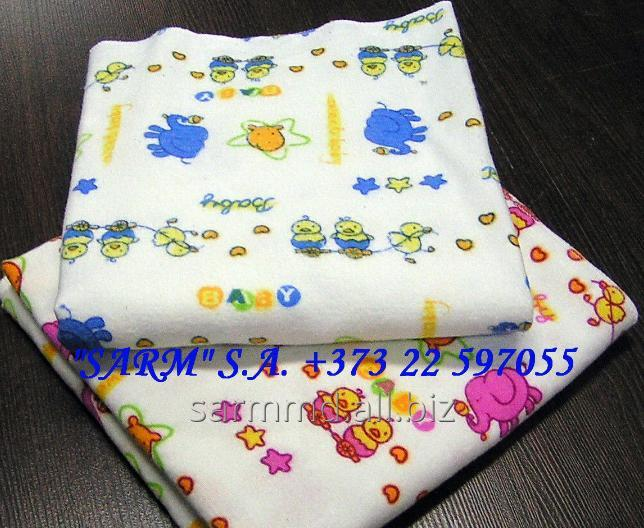 "Diaper flannel from ""SARM"