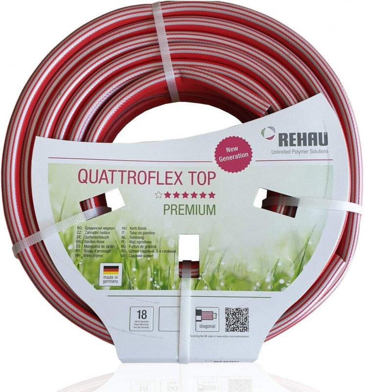 Купить ШЛАНГИ REHAU - Quattroflex Top
