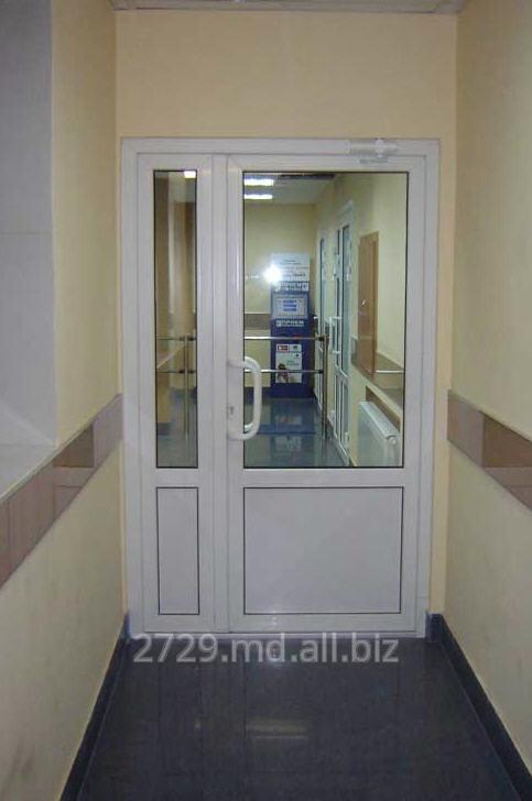 Купить Двери металлопластиковые
