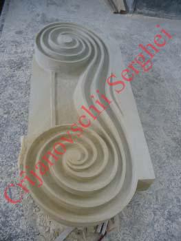 Скульптура Capitelii