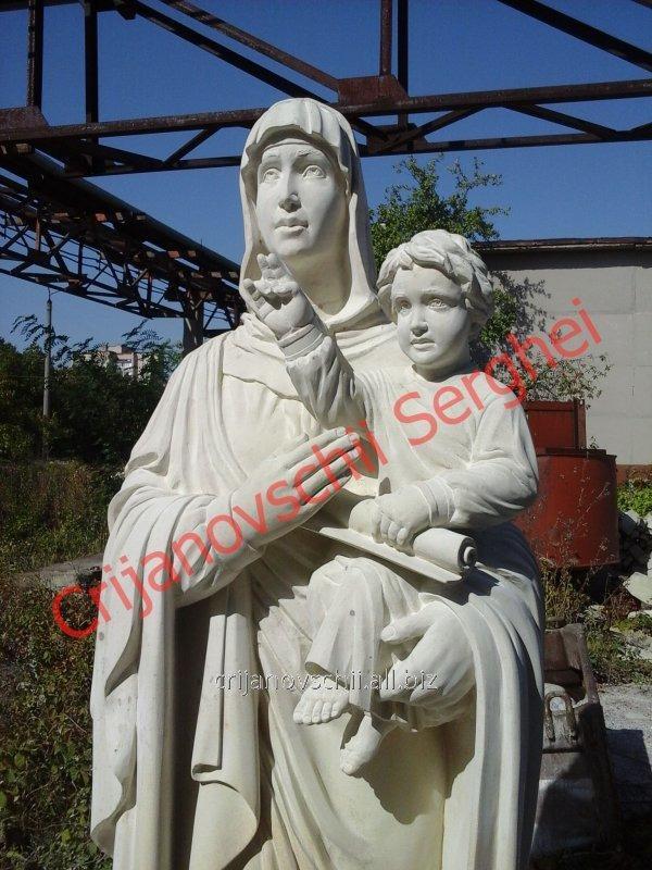 Скульптура Sf.Maria 2