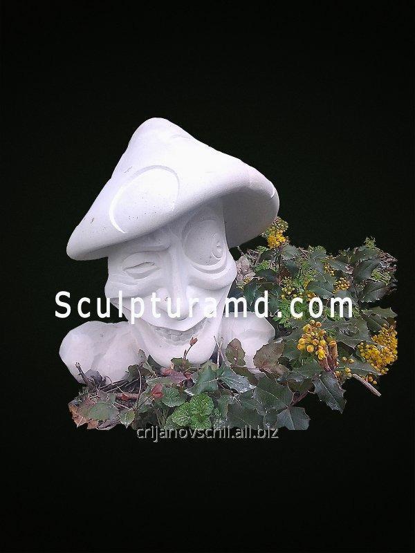 Скульптура Высота 50 см Украшение сада и двора