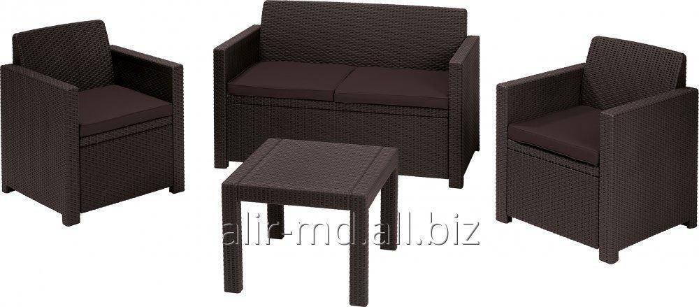 Купить Комплект мебели дачный S4 ALABAMA