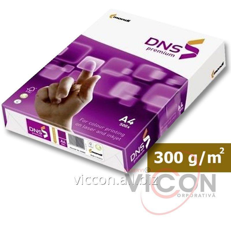 Купить Бумага DNS Premium, А4, 300 г/м2, 125 листов