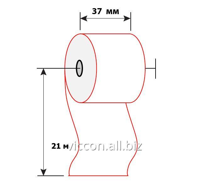 Buy Check tape of 37 mm 21 m BAC-37-21