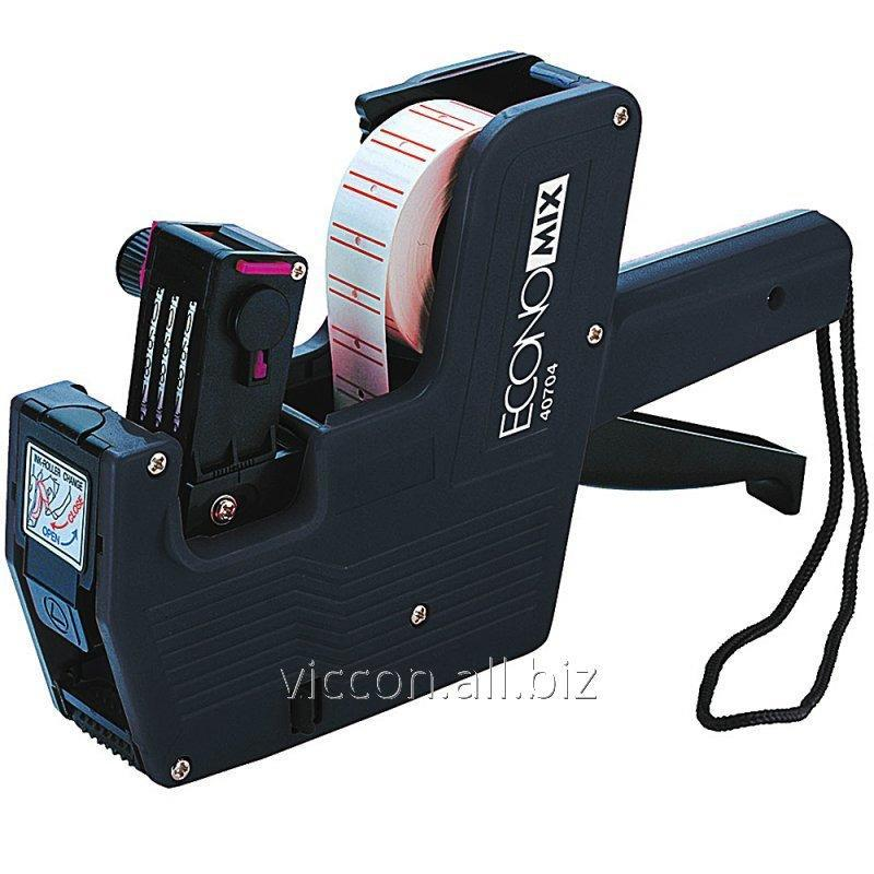 Buy Markirator of economix, 1 line, 8 categories E40704