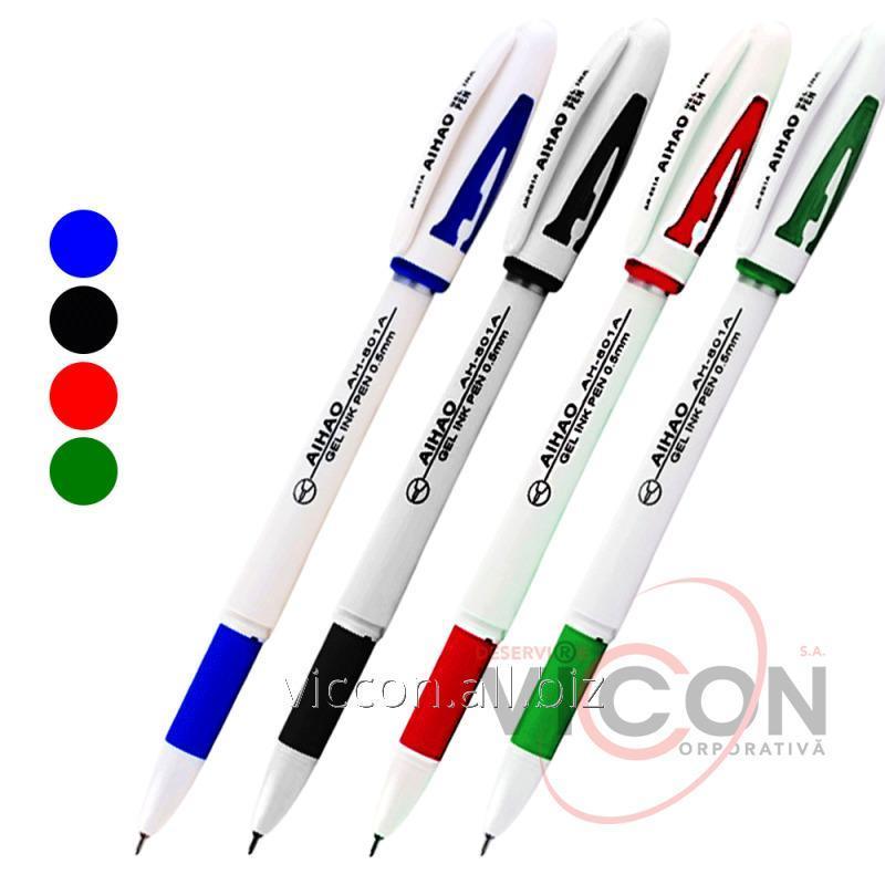 Купить Ручка гелевая AIHAO AH-801A