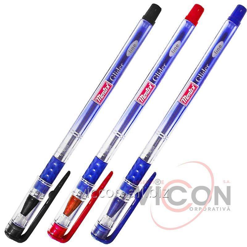 Купить Ручка на масляной основе MONTEX GLIDER