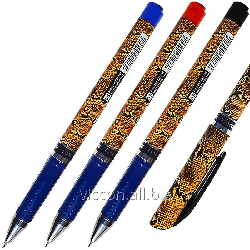 Купить Ручка гелевая NOBLE K31