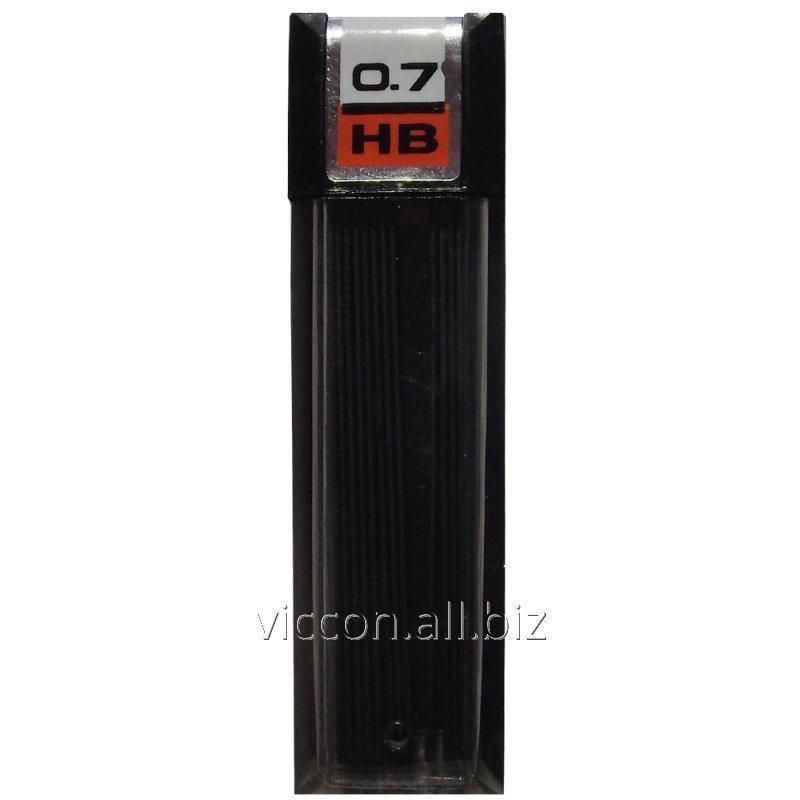 Купить Грифеля для механического карандаша CENTRUM, 0.7 mm, HB
