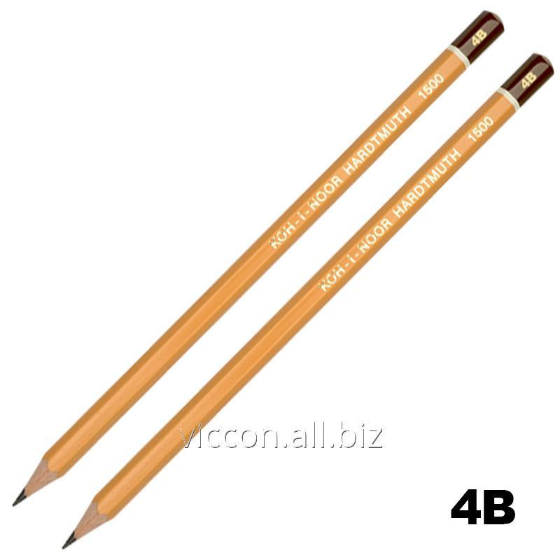 Buy Pencil drawing 3b, koh-i-nor KH4B1500