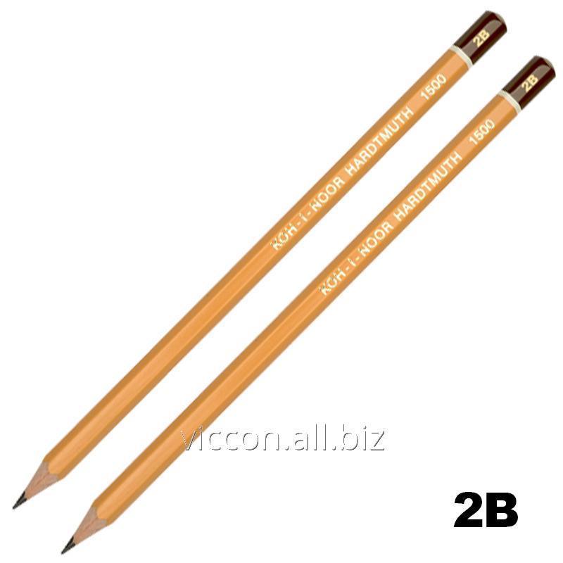 Buy Pencil drawing 2b, koh-i-nor KH2B1500
