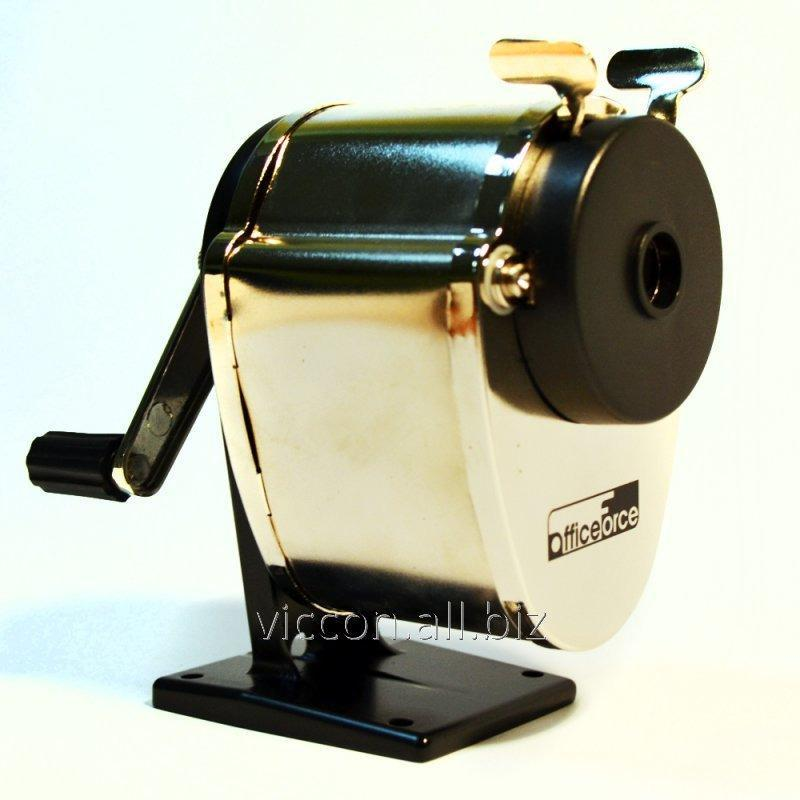 Buy The sharpener is mechanical, office force 34004