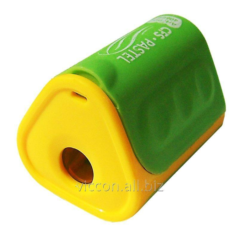 Buy Sharpener with the container, allsorts, cfs-pastel CFS-40666