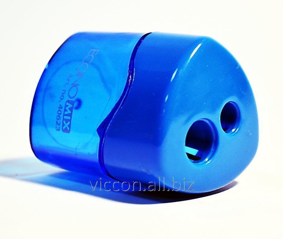 Buy Sharpener plastic, allsorts, economix E40623