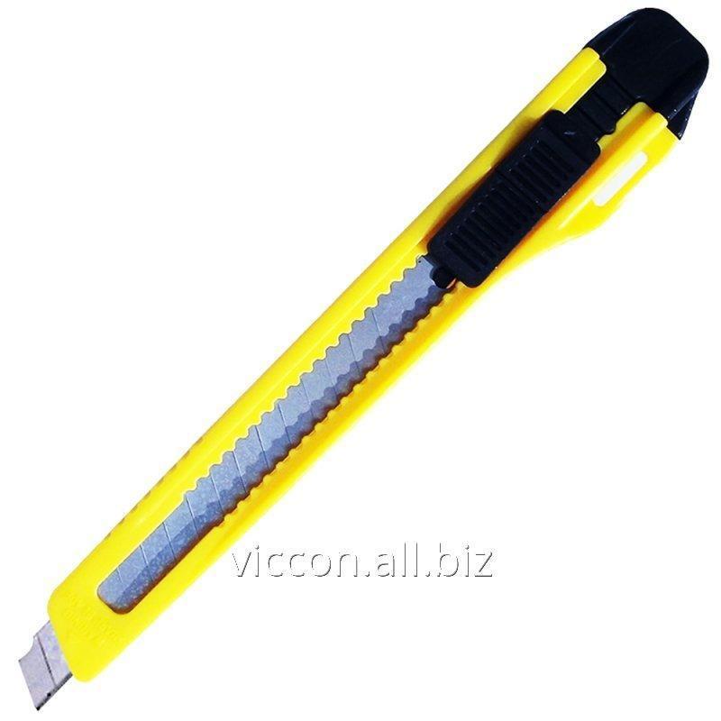 Купить Нож универсальный, 9 мм, ECONOMIX