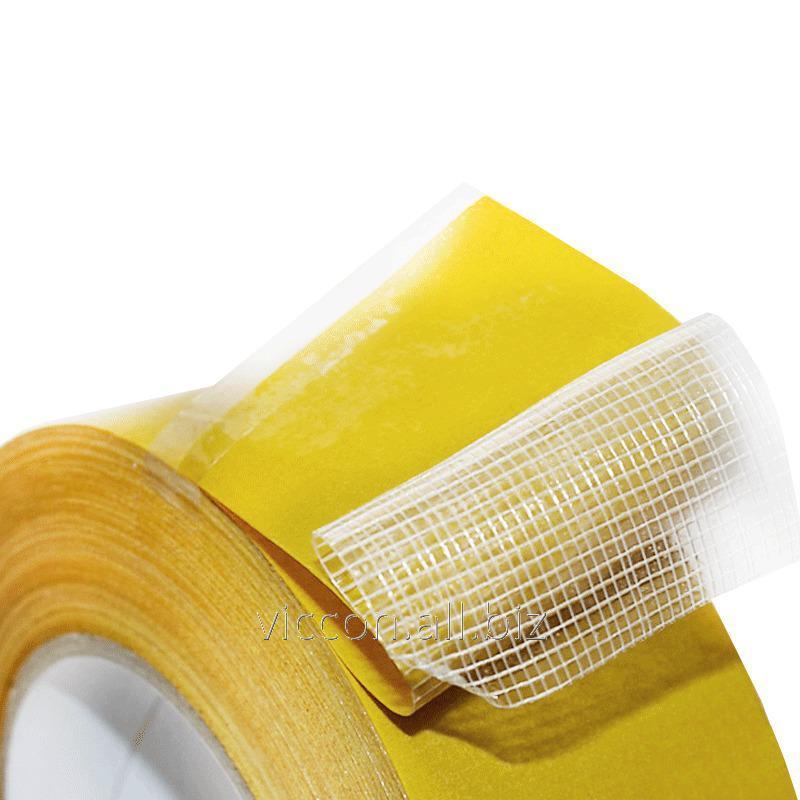 Buy Adhesive tape SKDTS-489, bilateral on a fabric basis