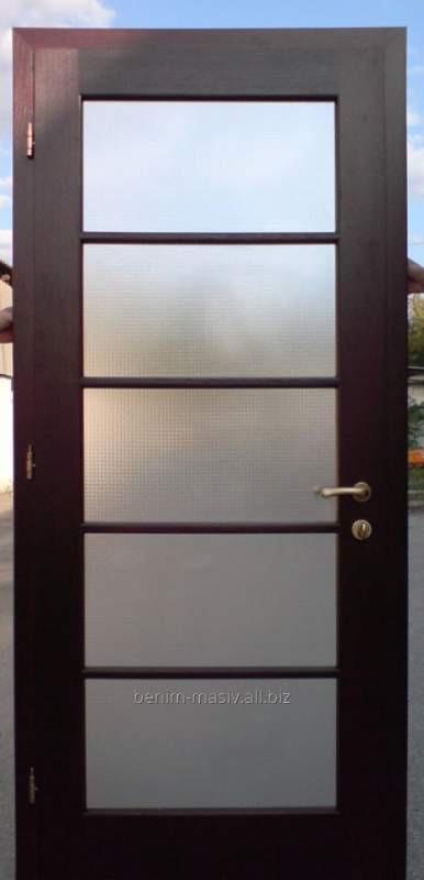 Купить Двери из массива дерева модель 2-1