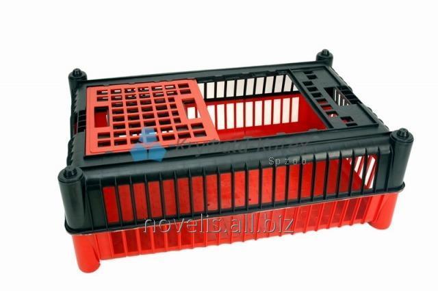 Купить Клетка код 207 для транспортировки живой птицы