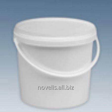 Купить Ведро 1,6 л круглое (11-0160 BIS)