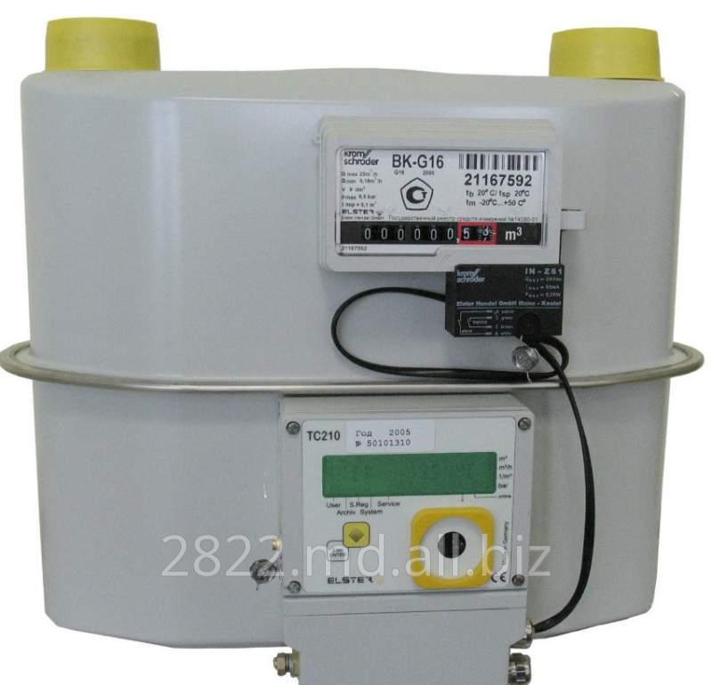 Электронный корректор объема газа ТС215 (TC215) - СГ