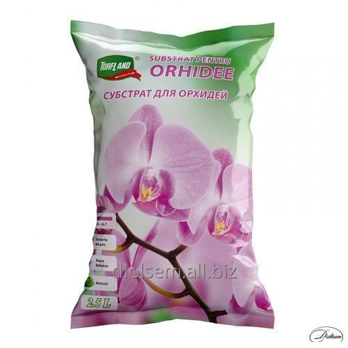 Субстрат для Орхидей Торфлэнд 2,5 л