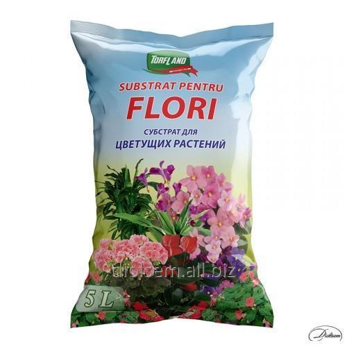 Субстрат Цветочных Растений Торфлэнд 5л