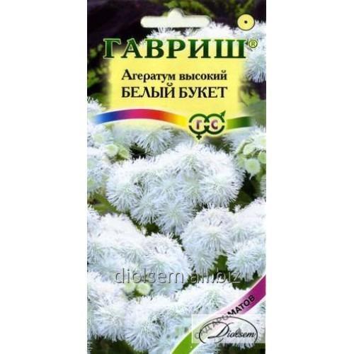 Агератум Белый букет 0,1 г